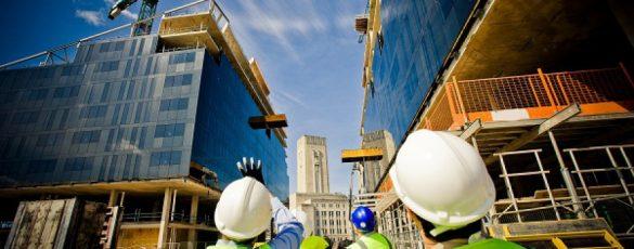 építőipar növekedése