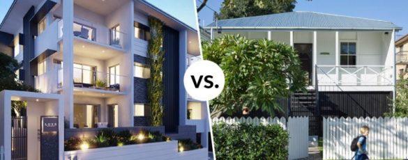 ház vagy lakás - melyiket válasszam?