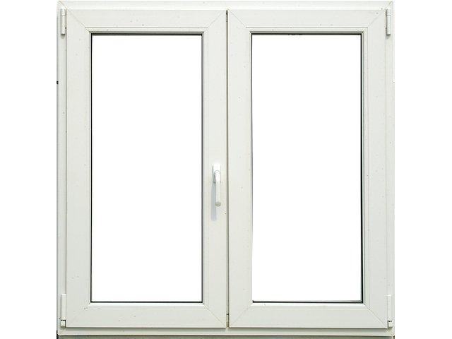 fehér színű műanyag ablak