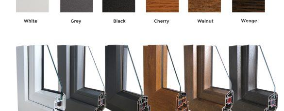 színes műanyag ablakok. Melyik a legjobb ablak?