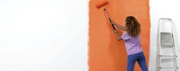 lakásfelújítás - festés